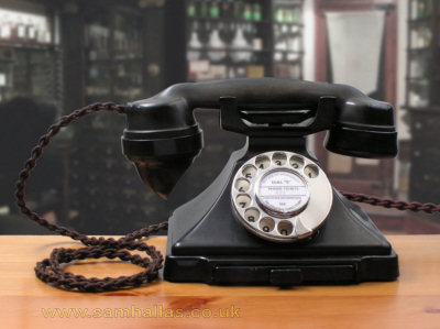 Tele 232 Telephone No 232