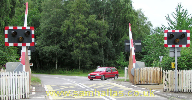 The Post Hixon Level Crossing Telephone System